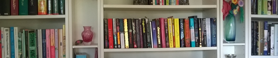 Some of my bookcases