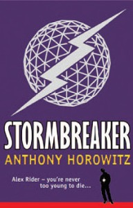 Cover of Anthony Horowitz's Stormbreaker