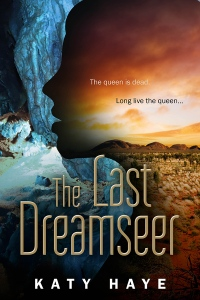 Cover of Katy Haye's The Last Dreamseer