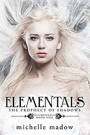 Cover of Michelle Madow's Elementals