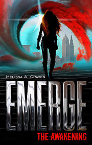 Cover of Melissa Craven's Emerge