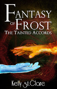 Cover of Kelly St Clare's Fantasy of Frost