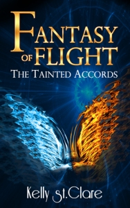 Cover of Kelly St Clare's Fantasy of Flight