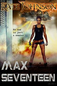 Cover of Kate Johnson's Max Seventeen