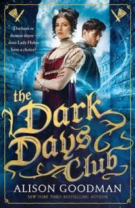 Cover of Alison Goodman's Dark Days Club
