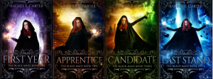 Rachel E Carter's Black Mage series