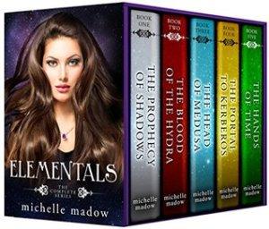 Elementals boxset graphic