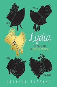 Cover of Natasha Farrant's Lydia
