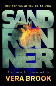 Cover of Vera Brook's Sand Runner