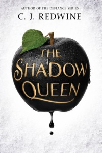 Cover of CJ Redwine's Shadow Queen