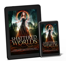 Shattered Worlds pre-order giveaway