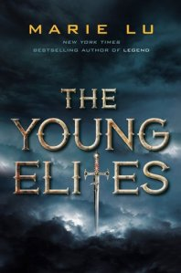 Cover of Marie Lu's The Young Elites
