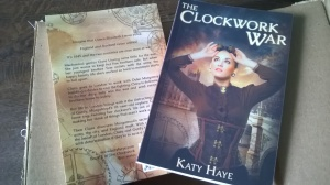 Paperbacks of Clockwork War